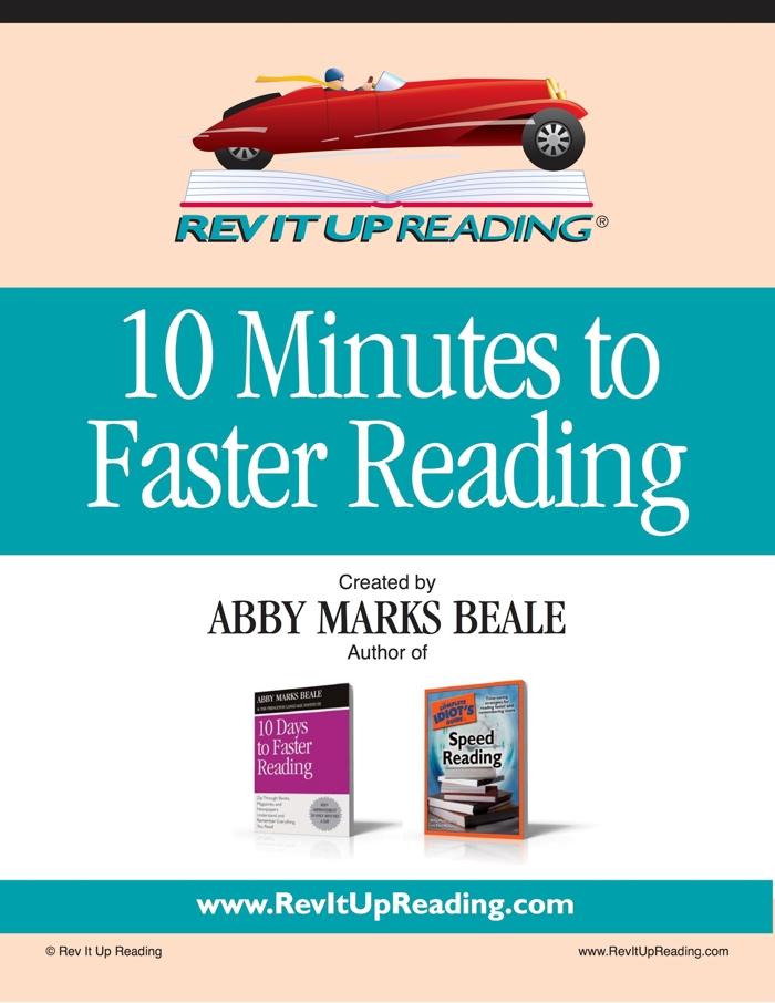 RevItUp Reading - Speed Reading