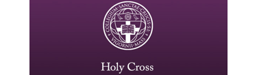 Holy Cross college logo - Rev It Up Reading Speed Course client